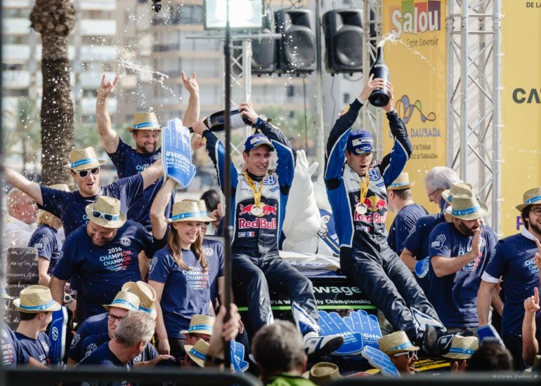 OGIER.S INGRASSIA.J, World Champion 2016