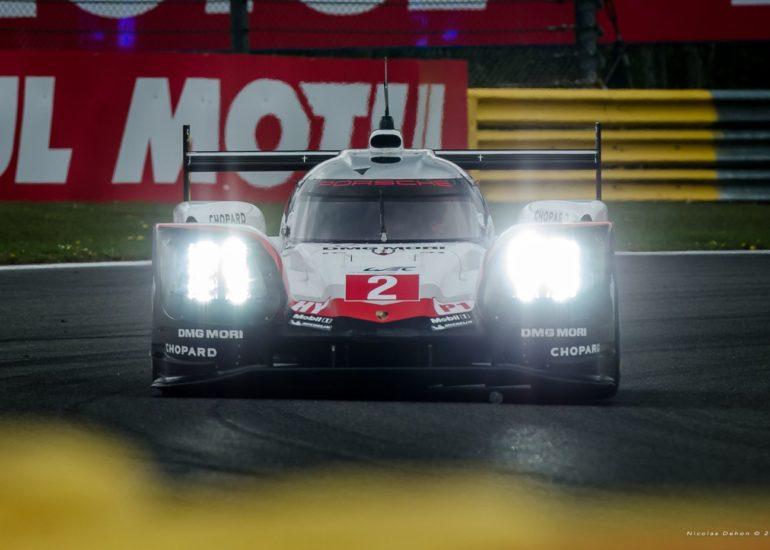 Photo des Wec 6 heures de Spa-Francorchamps-Porsche 919 hybrid