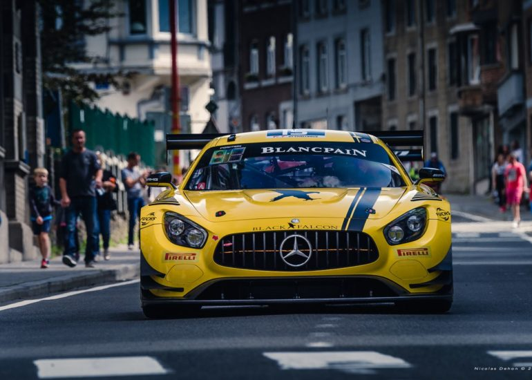 Photo desTotal 24 heures de Spa-Francorchamps 2017-Mercedes-AMG GT3