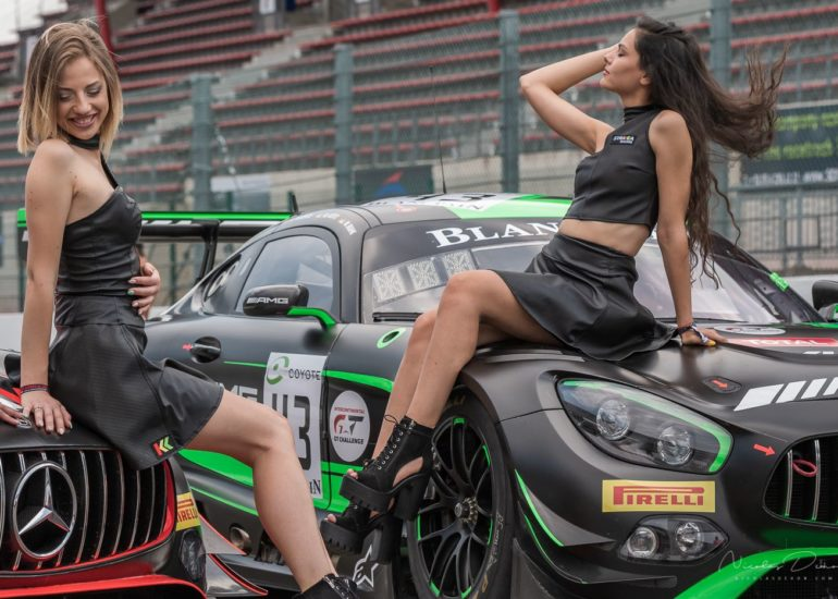 Total 24h de Spa-Francorchamps 2018-Pit girls
