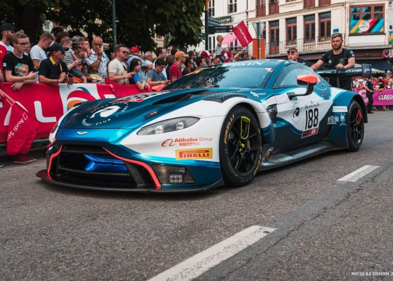 Total 24h de Spa-Francorchamps 2019-Aston Martin Vantage