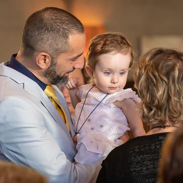 Image baptême de présentation