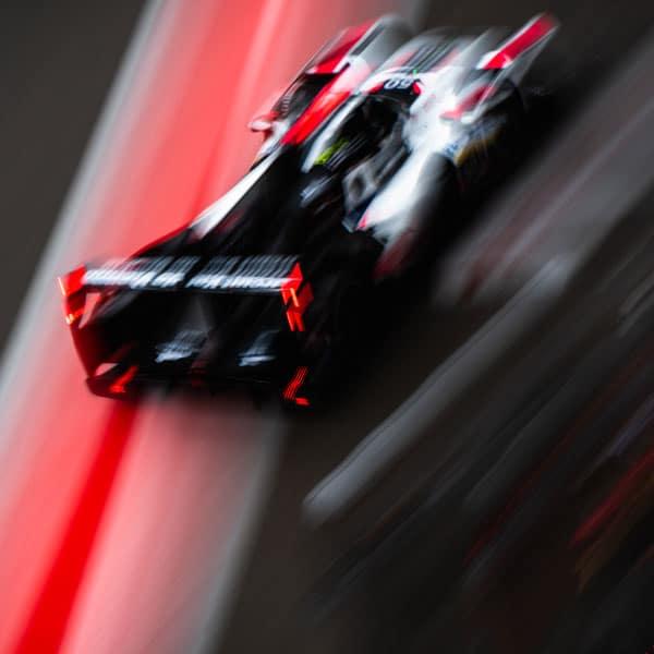 Image sport auto de démonstration