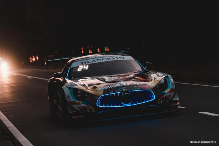 Total 24h de Spa-Francorchamps 2019- Mercedes-AMG GT