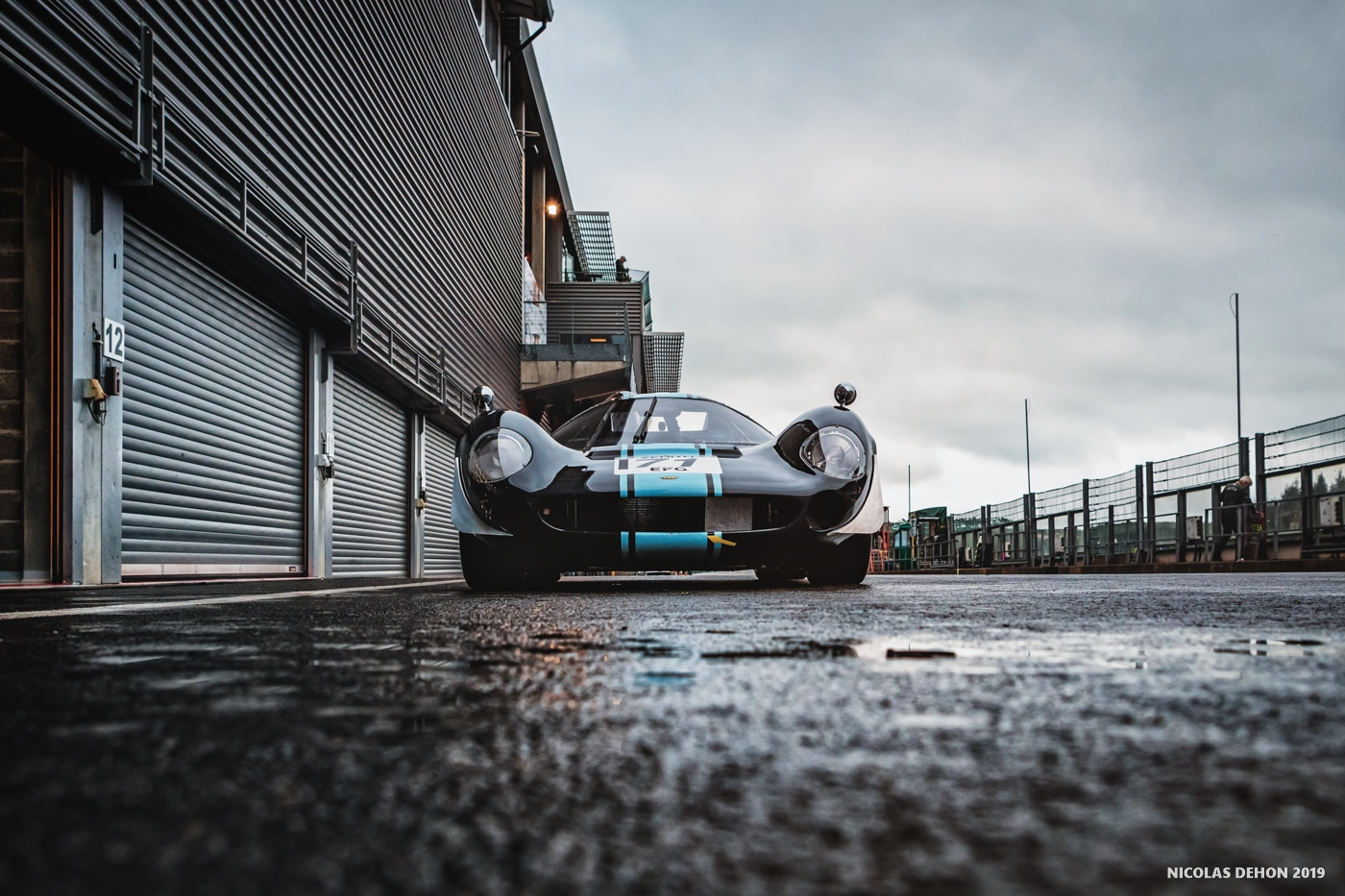 Spa Six Hours 2019 - Lola T70 Mk3 A