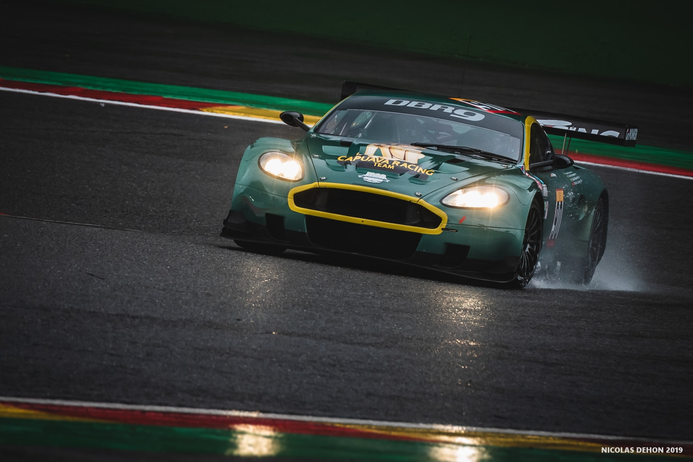 Spa Six Hours 2019 - Aston Martin DBR9