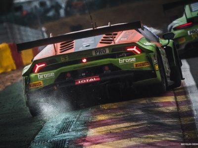Total 24h de Spa-Francorchamps 2019-Lamborghini Huracan